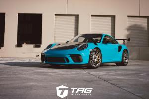 2019 Porsche 911 GT3 RS by TAG Motorsports on HRE Wheels (RC104)
